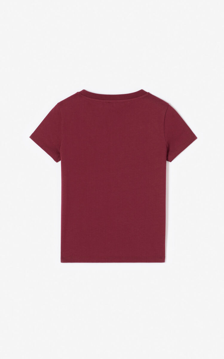BORDEAUX 'Tiger Mountain' 'Capsule Expedition' T-shirt for women KENZO