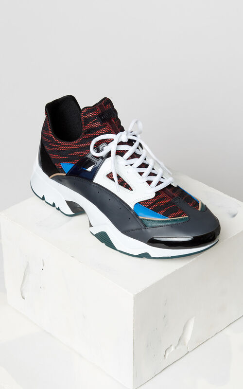 MULTICOLOR Sonic sneakers for unisex KENZO
