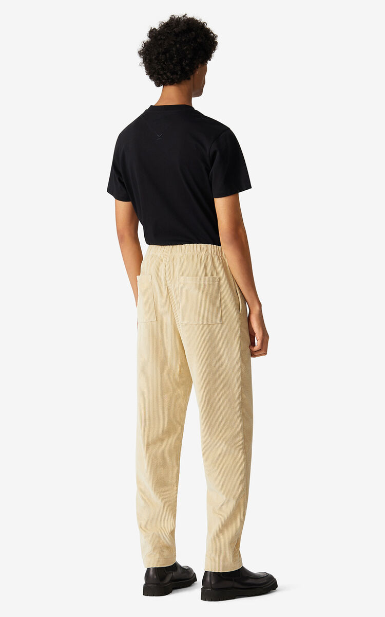 SAND Corduroy joggers for men KENZO