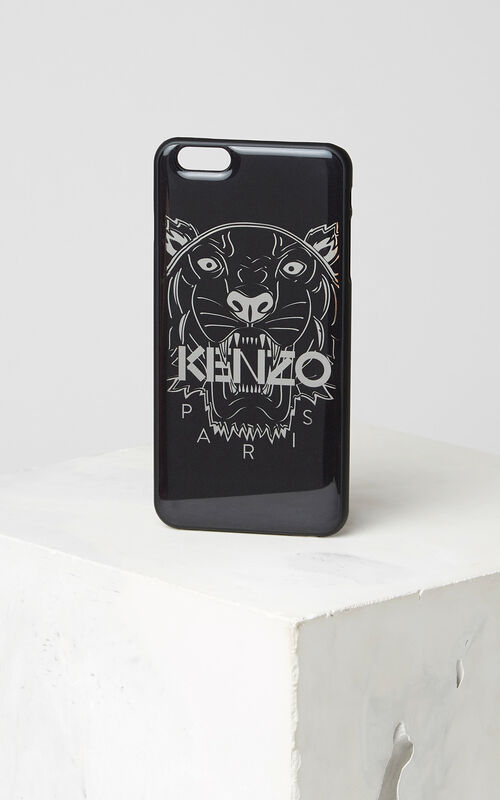 BLACK Tiger Iphone 6+ Case for unisex KENZO
