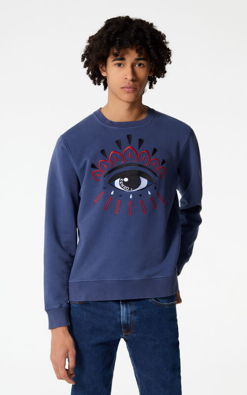 INK 'Bleached Eye' Sweatshirt for men KENZO