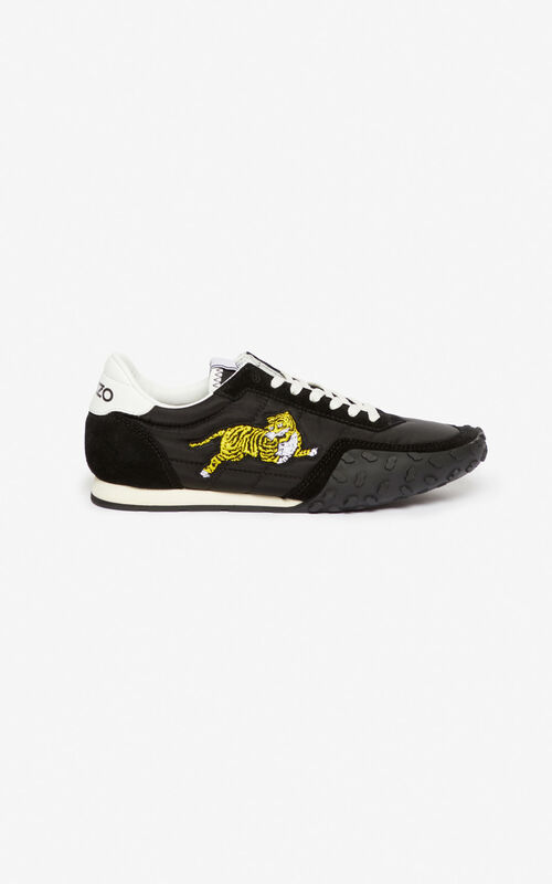 BLACK KENZO MOVE trainers for unisex