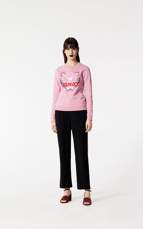 BEGONIA 'Bleached Tiger ' sweatshirt for women KENZO