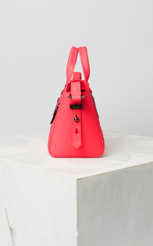 CORAL Neon Mini Kalifornia in Gommato leather for unisex KENZO