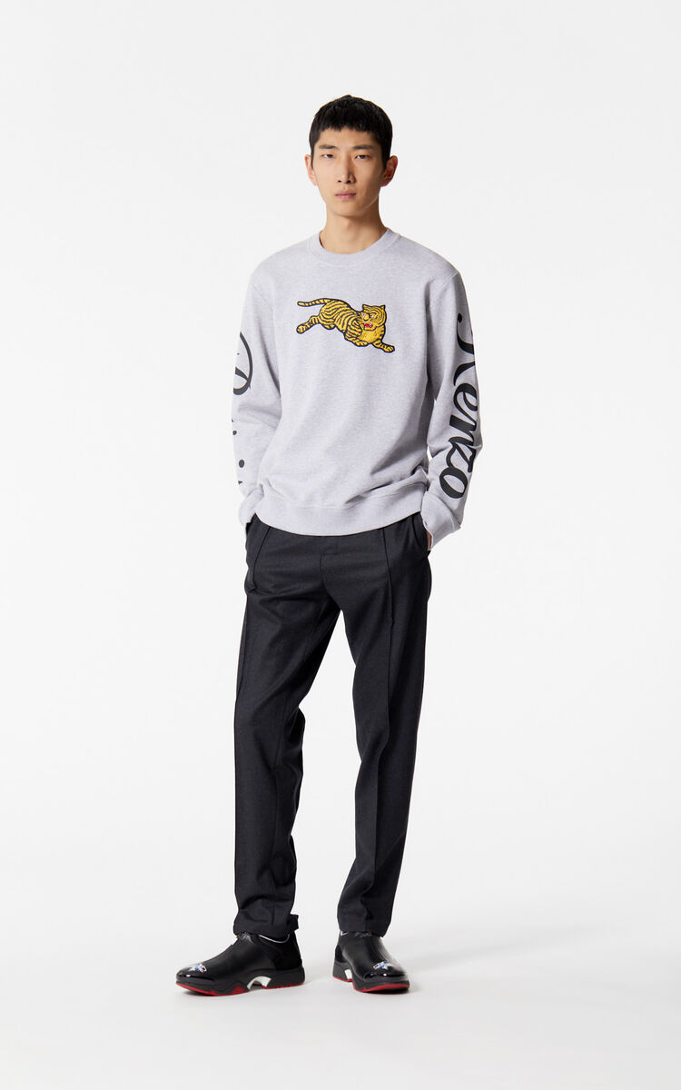 69e1e6298 Jumping Tiger' sweatshirt for OUTLET Kenzo | Kenzo.com