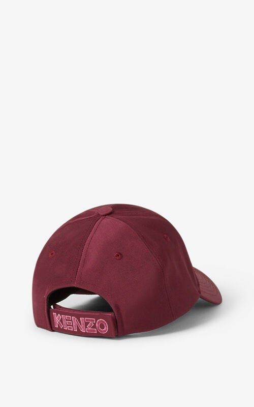 CARMINE Kampus Tiger canvas baseball cap for women KENZO