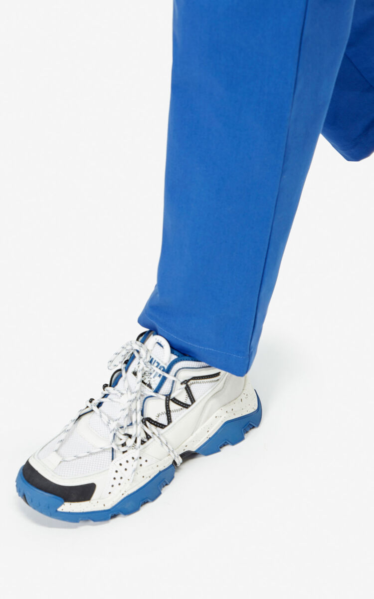 DUCK BLUE Inka sneakers for unisex KENZO