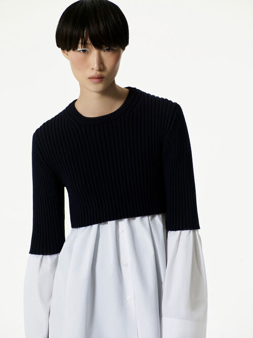 WHITE Sweaters Shirt for women KENZO