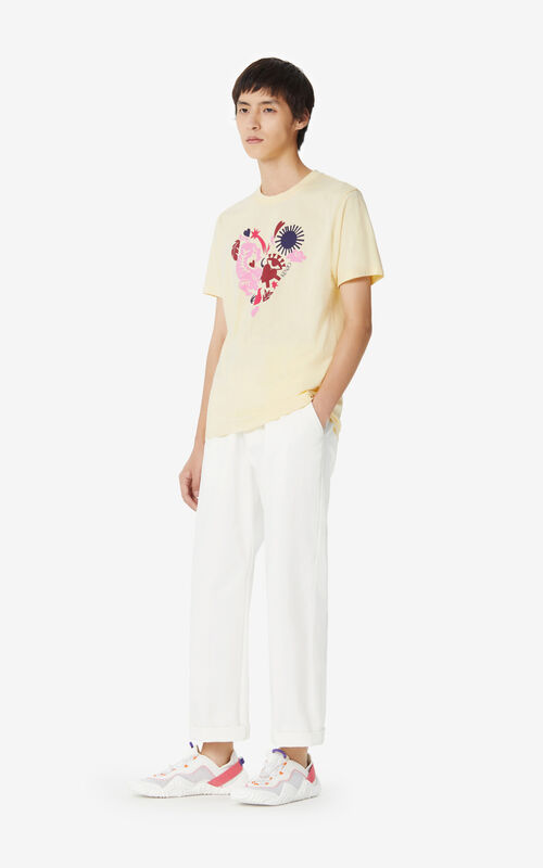 VANILLA 'Lucky Star' T-shirt for men KENZO