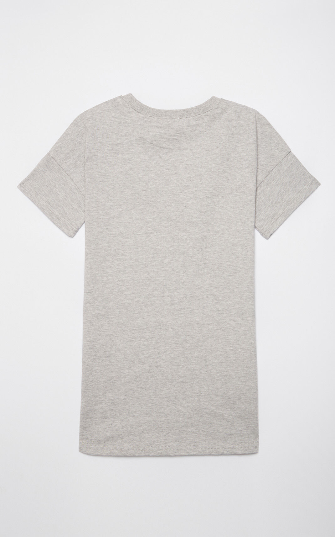 MIDDLE GREY Tiger t-shirt dress for men KENZO