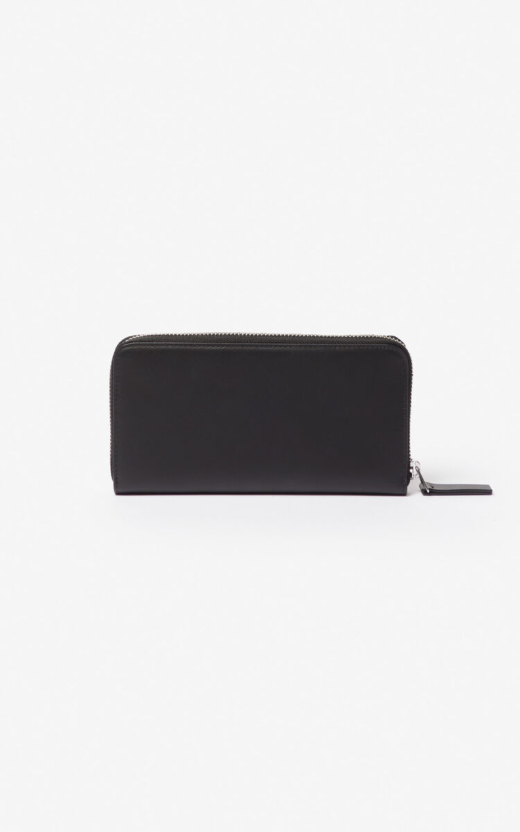 33f11074 K-Bag leather wallet for ACCESSORIES Kenzo | Kenzo.com