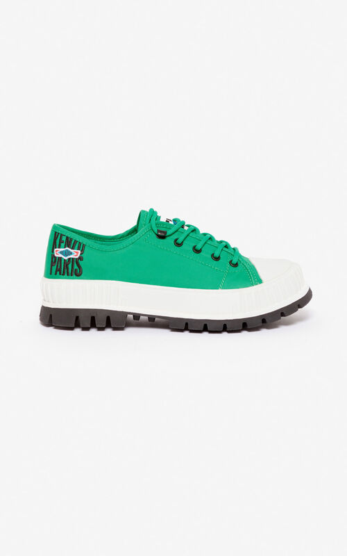 GRASS GREEN LOW PALLADIUM 'PALLASHOCK' by KENZO for unisex