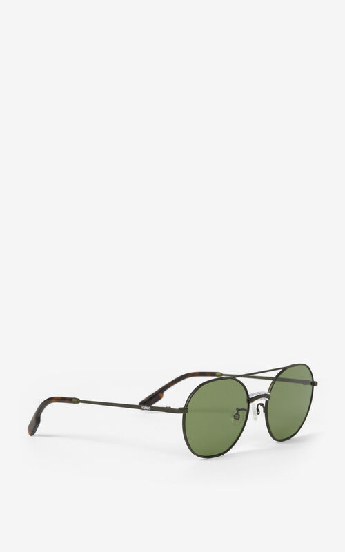 GREEN Sunglasses for unisex KENZO