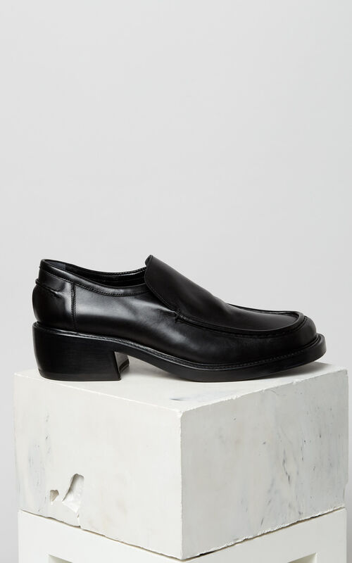 BLACK Loafers for men KENZO