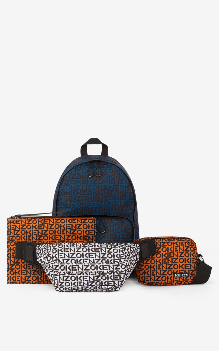 INK KENZO Repeat bumbag for unisex
