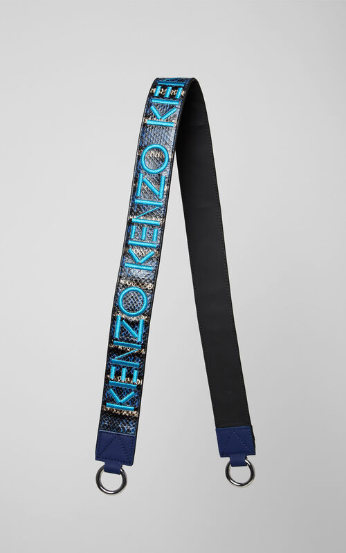 NAVY BLUE Strap for Mini Kalifornia for unisex KENZO