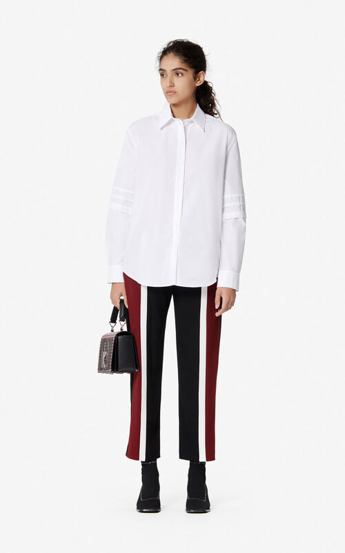 WHITE KENZO shirt for women
