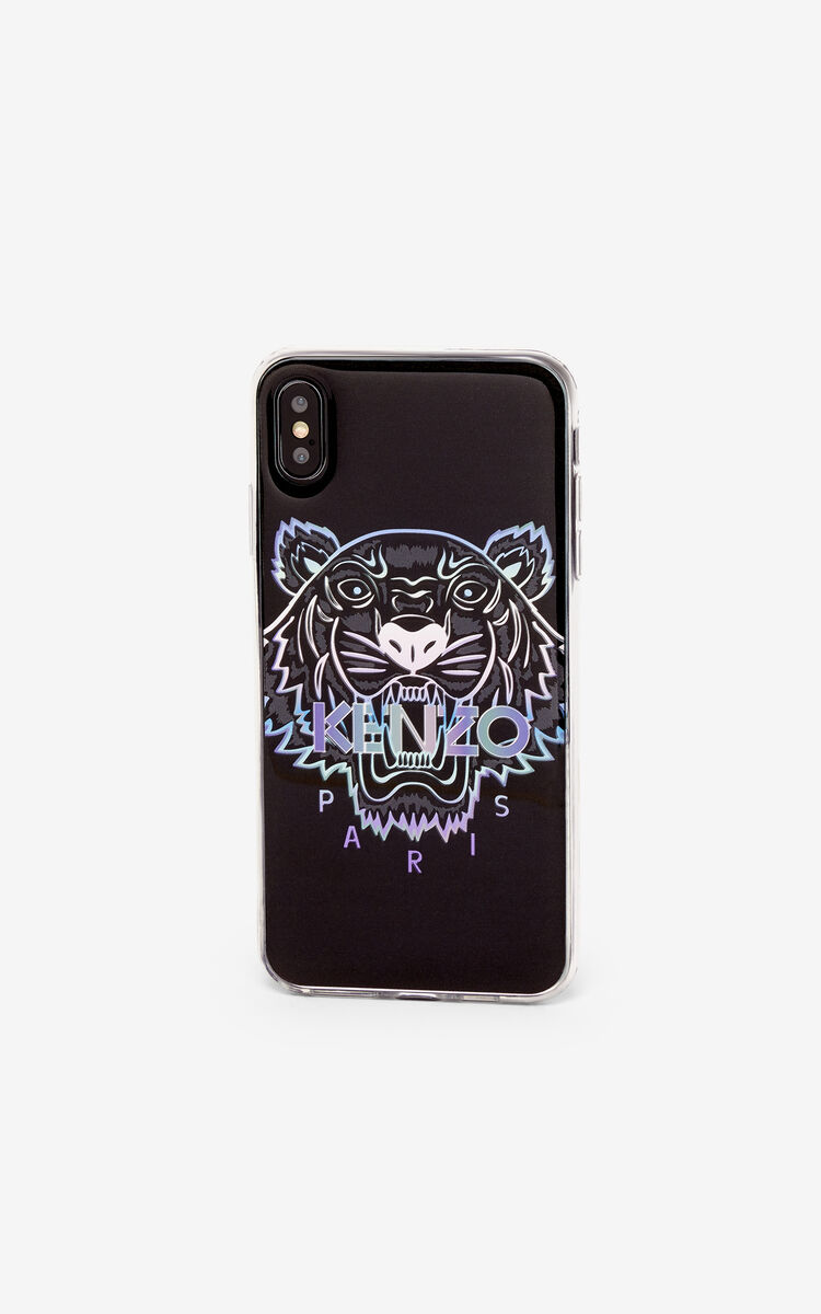 BLACK iPhone X/XS Tiger case for men KENZO