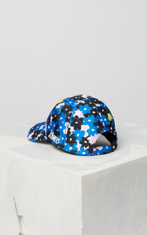 FRENCH BLUE 'Jackie Flowers' Cap for women KENZO