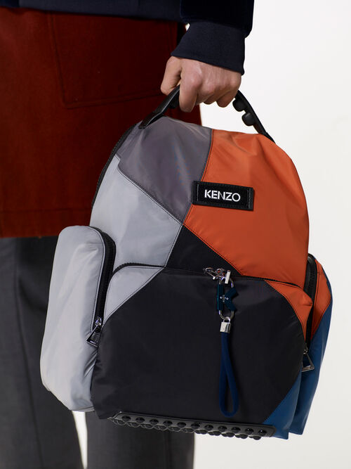 MULTICOLOR Tarmac Backpack for men KENZO