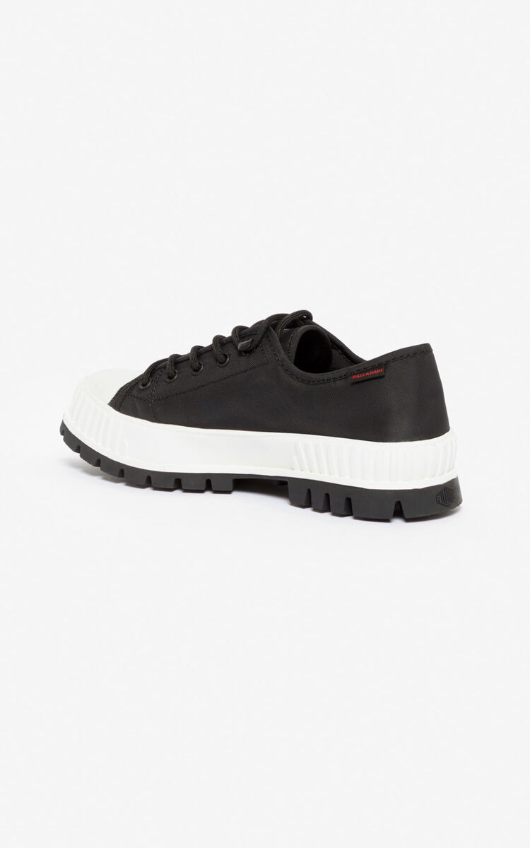 BLACK LOW PALLADIUM 'PALLASHOCK' by KENZO for unisex