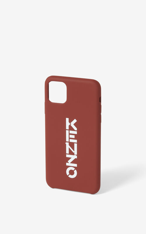 BORDEAUX iPhone XI Pro Max Case for men KENZO