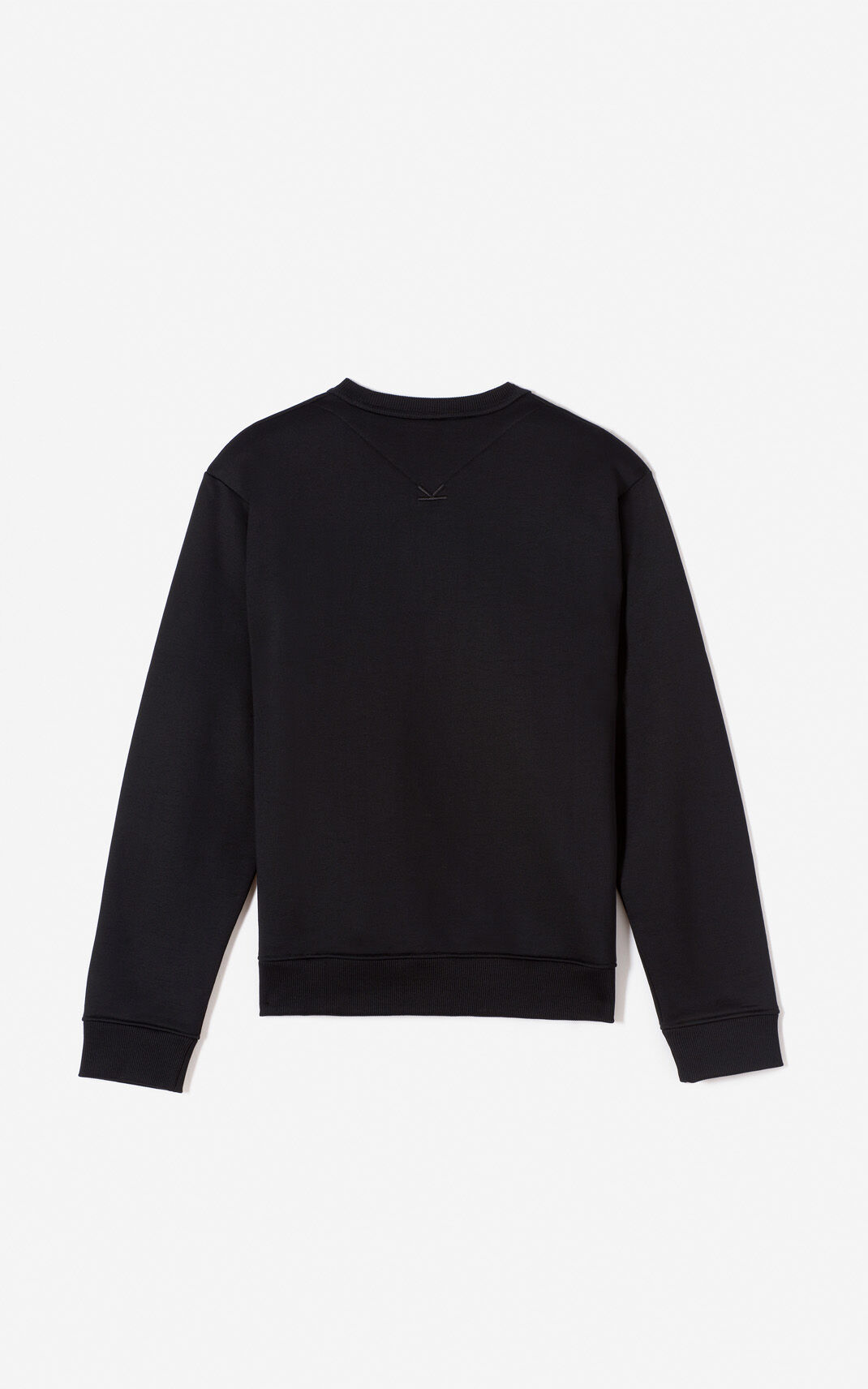 BLACK 'Escape' sweatshirt for men KENZO