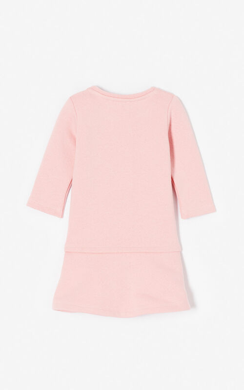 ... FLAMINGO PINK Flared Tiger dress for women KENZO. Flared Tiger dress.  €90.00. Baby Girl 9f8d3ed08e04
