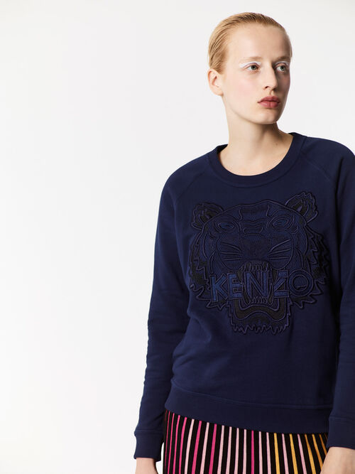 INK Mesh Tiger Sweatshirt for women KENZO