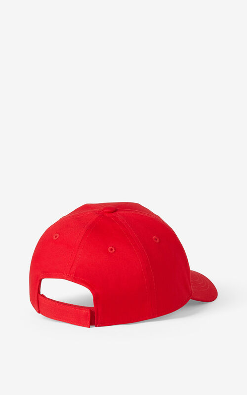 MEDIUM RED KENZO Sport cap for women