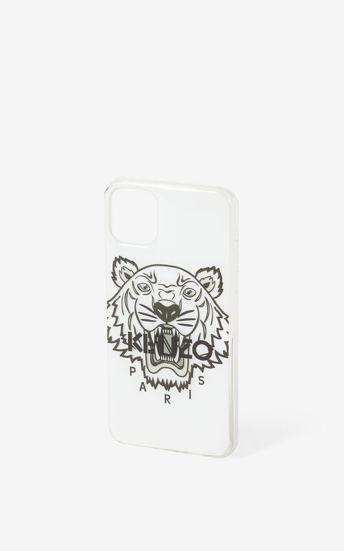 WHITE iPhone 11 Pro Max case for unisex KENZO