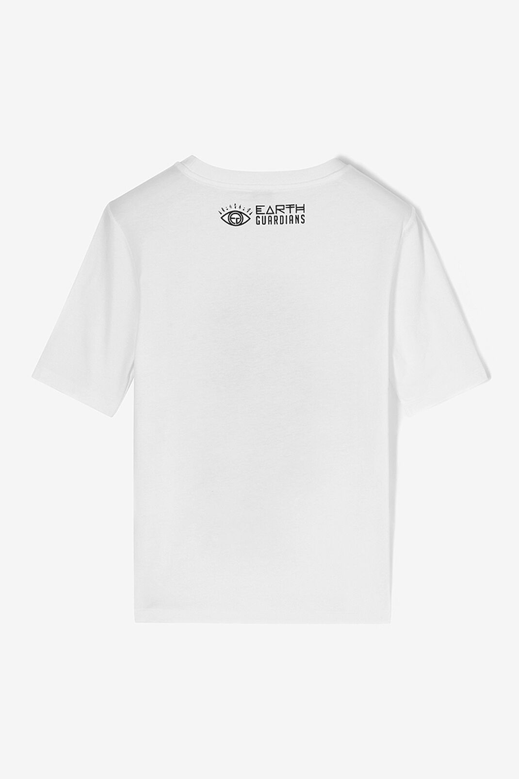 WHITE 'Earth' T-shirt for women KENZO