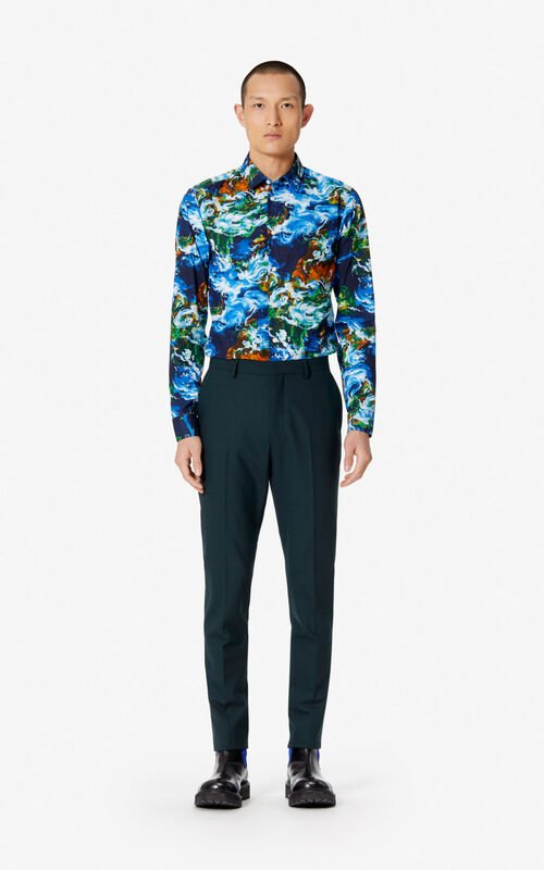 PINE Suit trousers for men KENZO