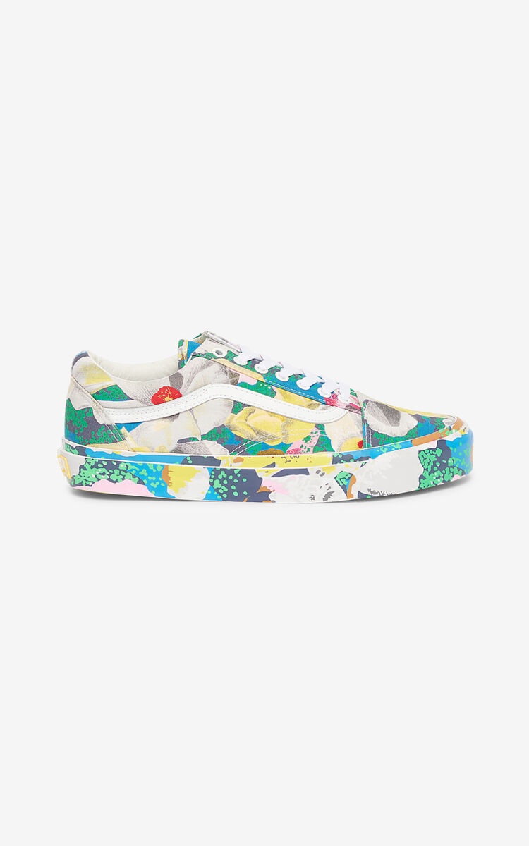 LEMON OLD SKOOL 'Tulipes' KENZO/VANS sneakers  for men