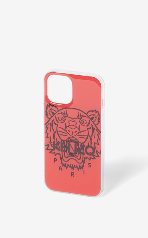 VERMILLION iPhone 12 Pro Max phone case for women KENZO