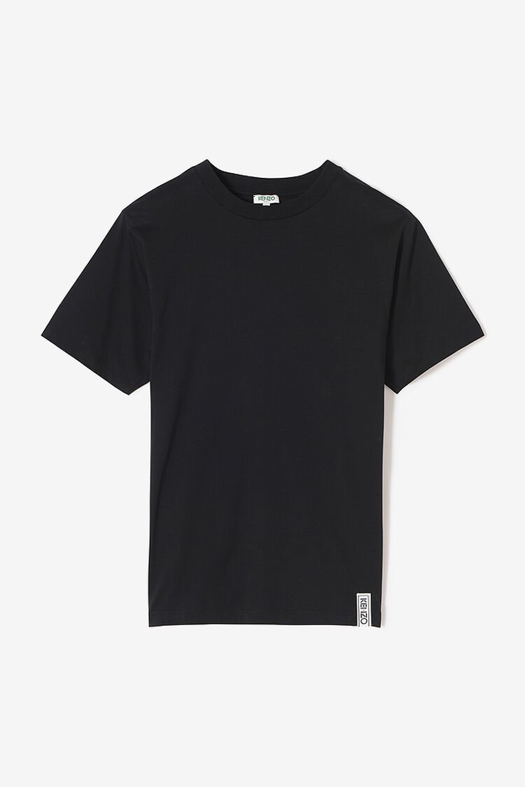 BLACK KENZO T-shirt for men