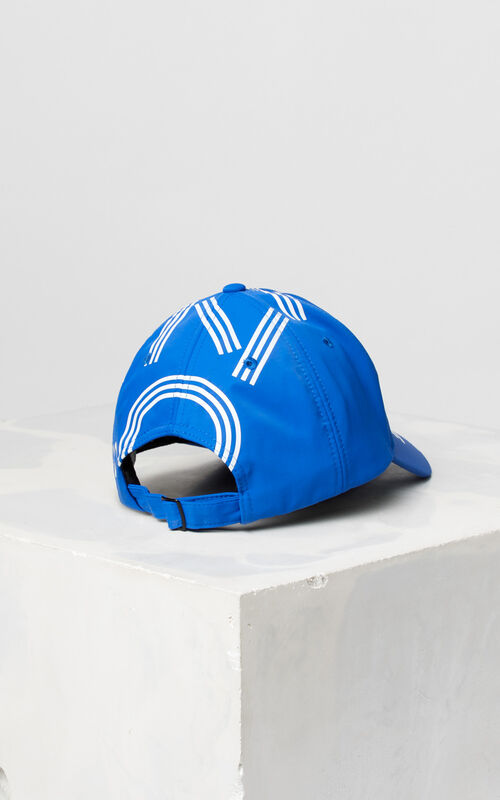FRENCH BLUE KENZO Logo Cap for unisex