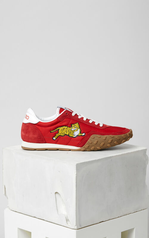 MEDIUM RED KENZO Move trainers for men
