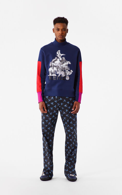 INK 'Animals' Sweatshirt for men KENZO