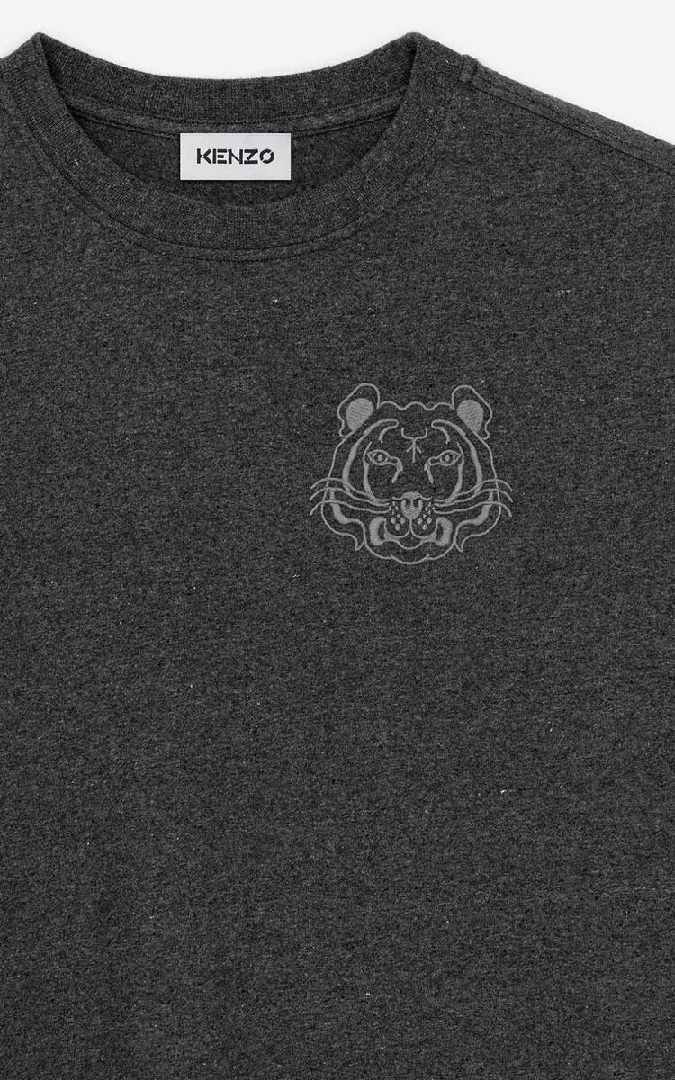 ANTHRACITE RE/KENZO T-shirt for women