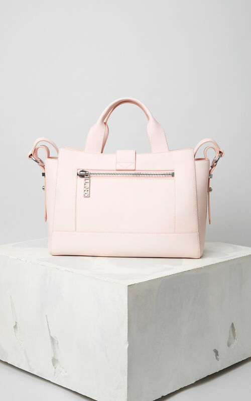 FADED PINK Kalifornia Gommato Leather for unisex KENZO
