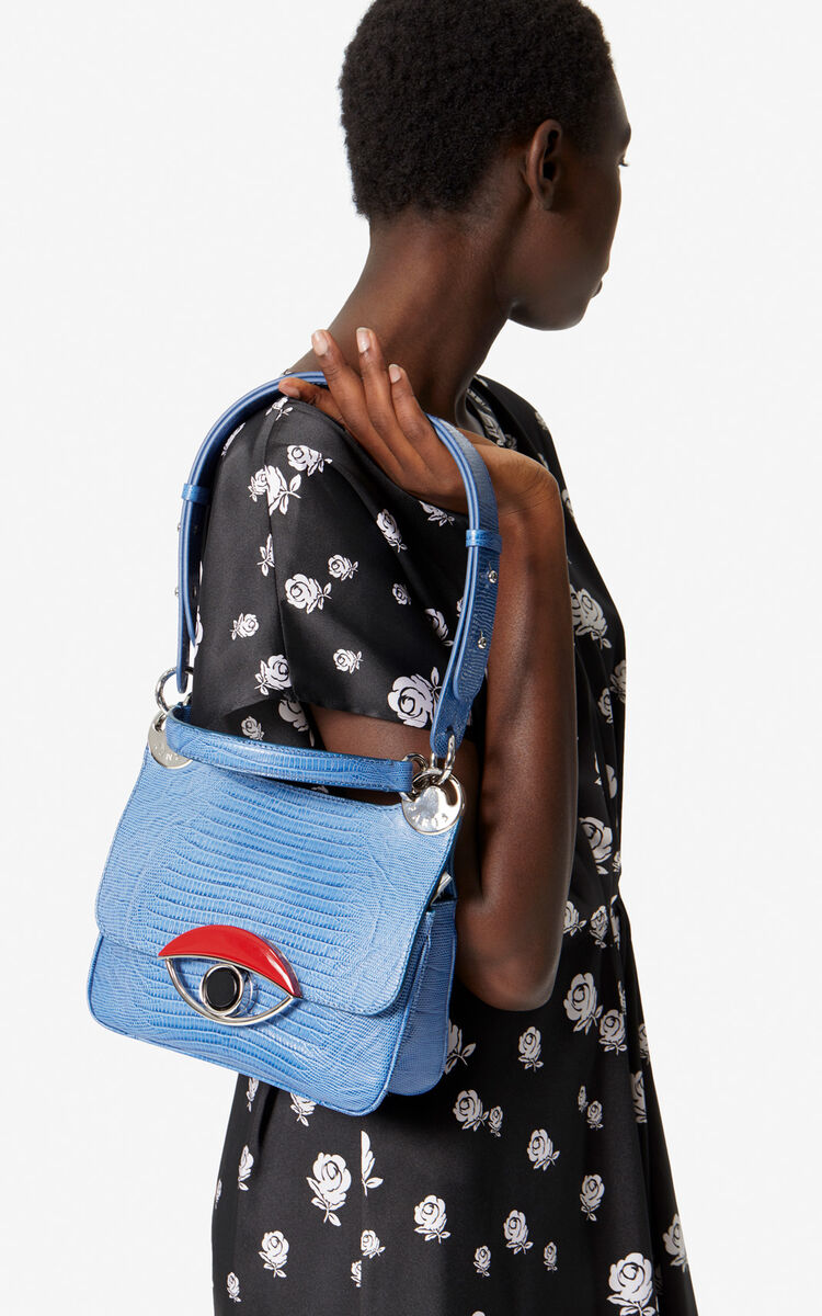 SKY BLUE TALI crossbody bag for women KENZO