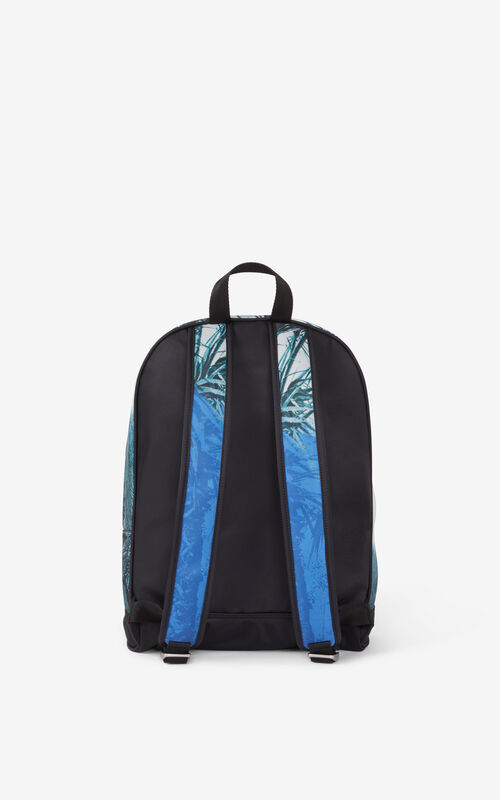 CYAN 'Hawaiian Graffiti' 'High Summer Capsule' rucksack for unisex KENZO