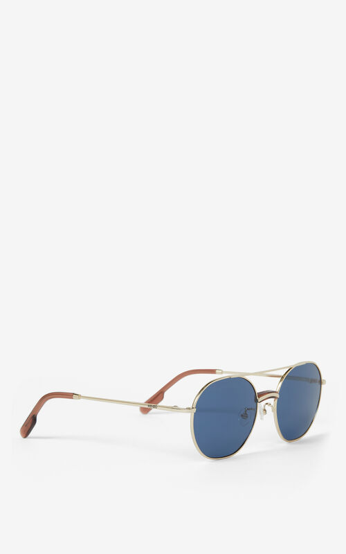 BLUE Sunglasses for unisex KENZO