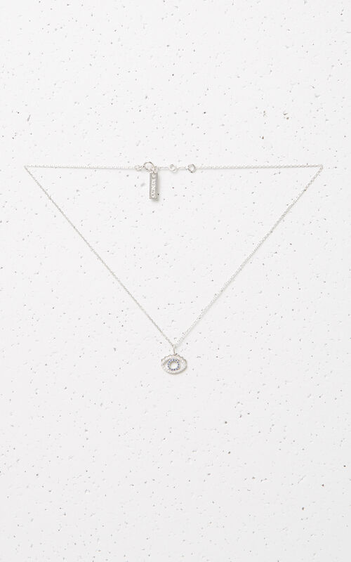LICENCE 3 Mini Eye necklace for women KENZO