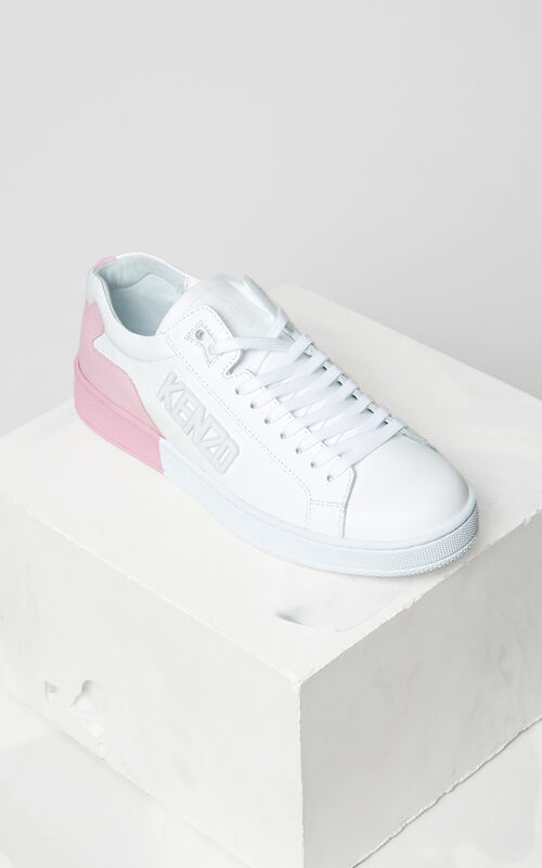 FLAMINGO PINK Tennix sneakers for women KENZO