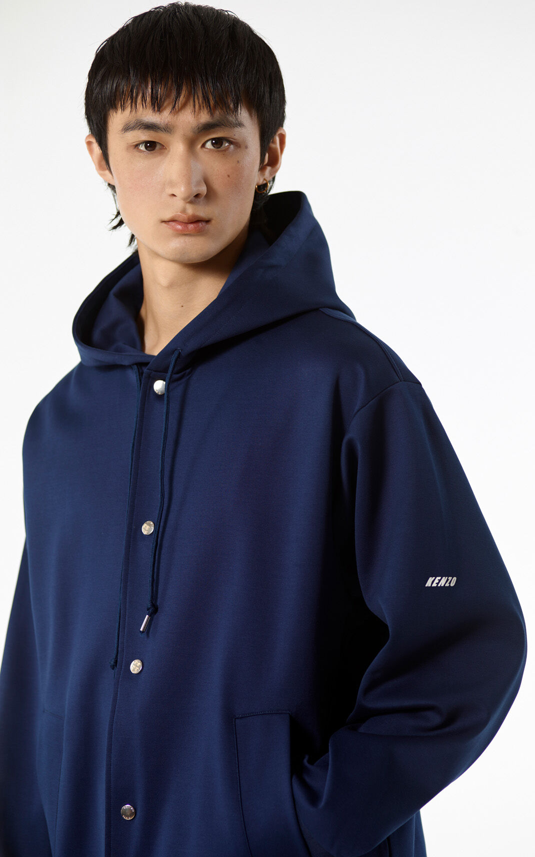 INK Hooded jacket for men KENZO