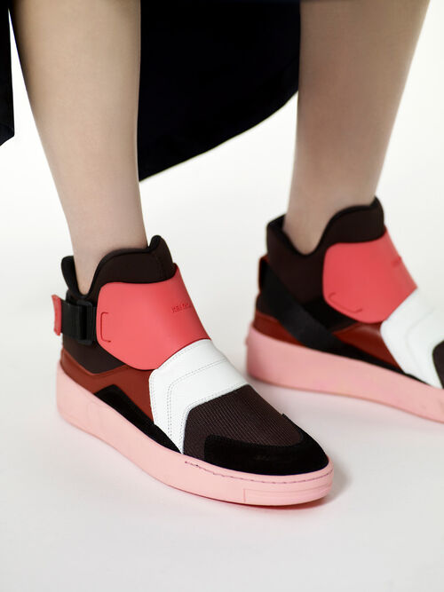 CORAL K-Block Sneakers for women KENZO