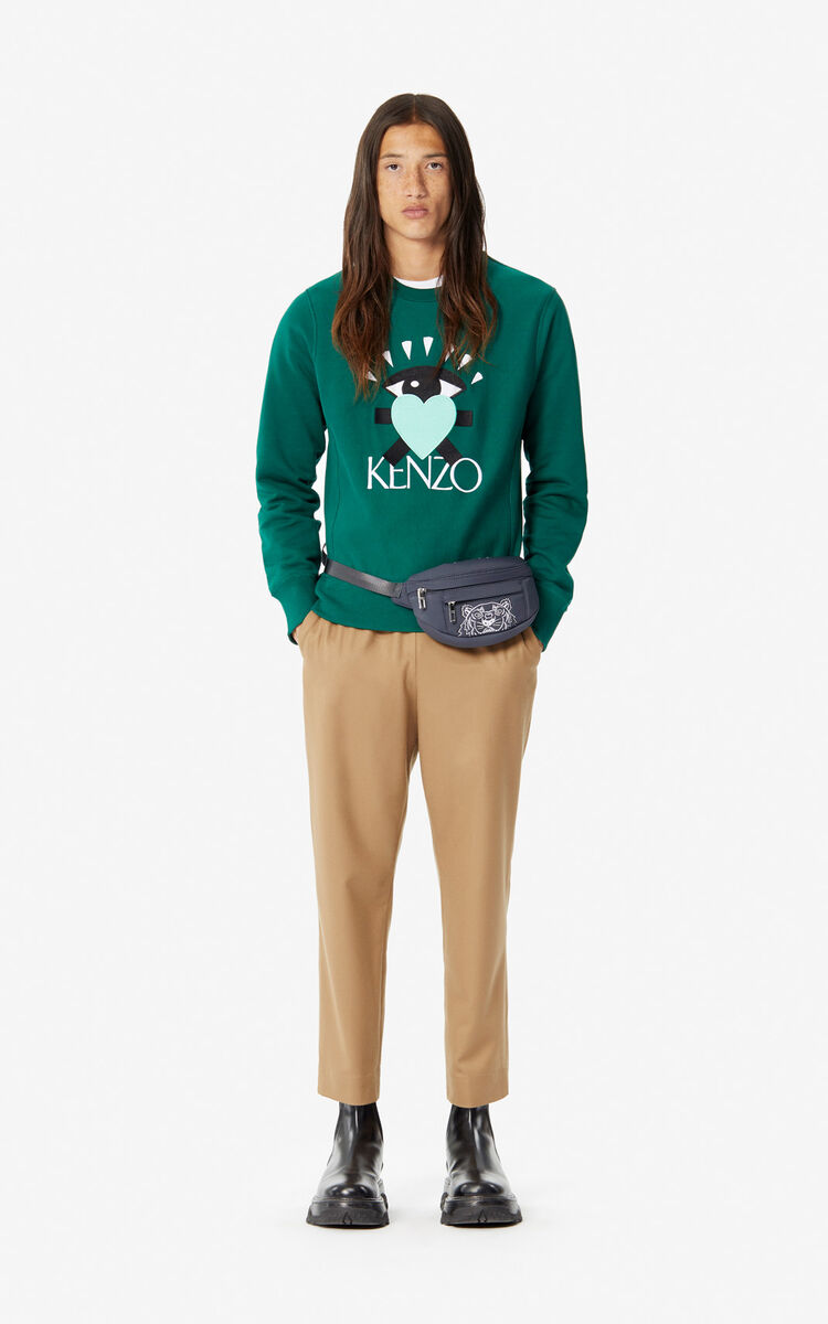 PINE 'Cupid' sweatshirt for women KENZO