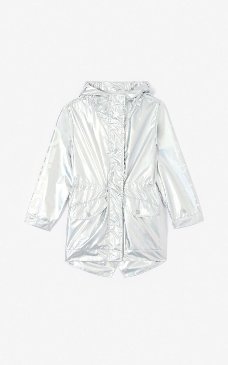 MULTICOLOR Shimmering anorak for women KENZO